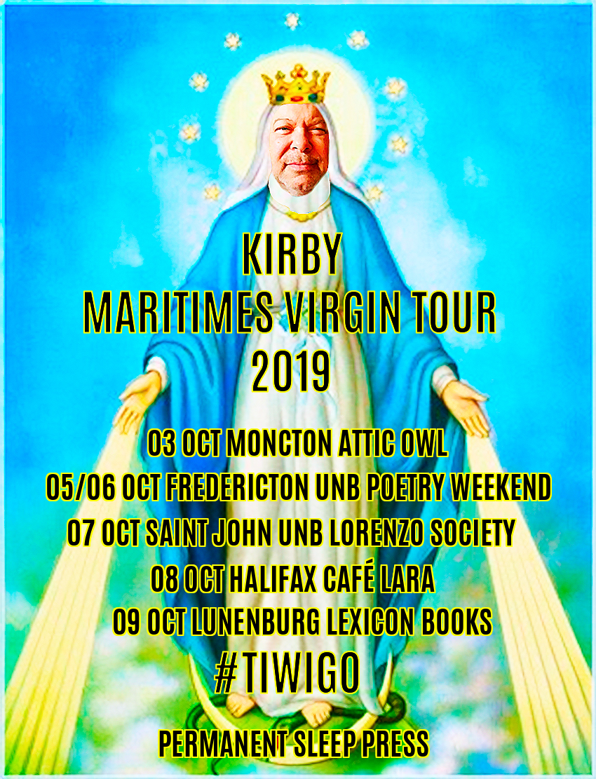 kb maritimes poster